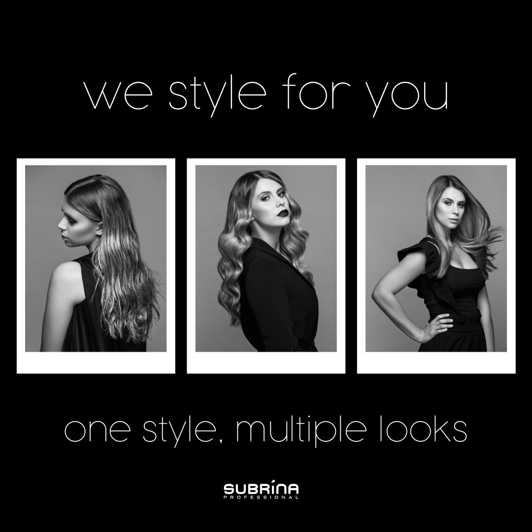 one style_multiple looks