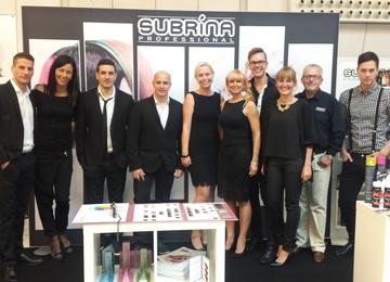 Hairdressers festival in Slovenia