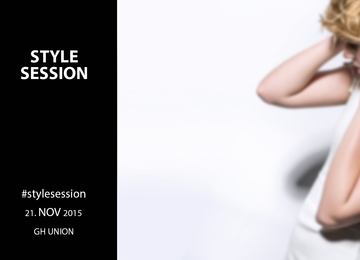 Style Session is around the corner