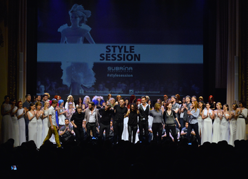 The spectacular Style Session impressed the audience