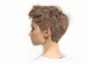 The perfect pixie haircut