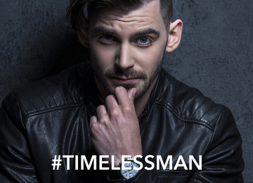 Noticia: Step by Step Book #TIMELESSMAN!