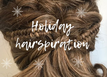 Hairspiration for the festive season