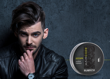 NEW: HairCode Pomade