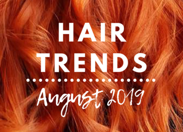 August trends
