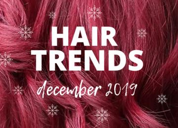 December hair trends