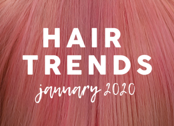 January hair trends