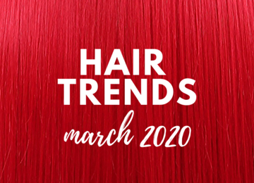 March Hair Trends