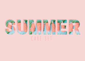 NEW! Summer Care Set