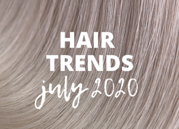 July hair trends