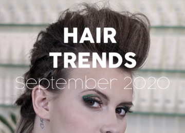 September hair trends