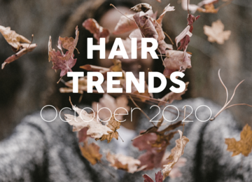 October hair trends