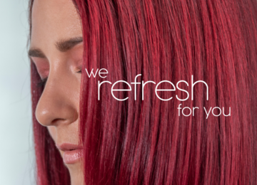 we REFRESH for you